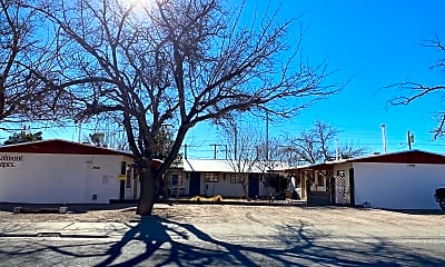 Building, 1460 Alamo St, 0