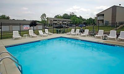 Pool, Canterbury House - Jackson, 0