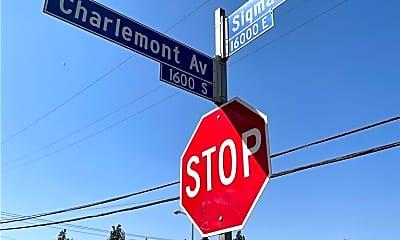 Community Signage, 1602 Charlemont Ave, 2
