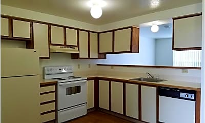 Kitchen, Parkway Commons, 2