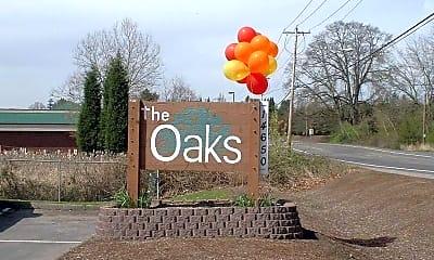 The Oaks, 2