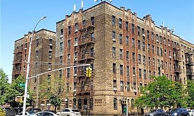 Building, 1543 W 1st St, 1