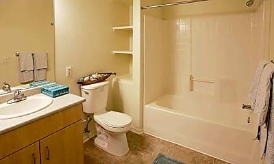 Bathroom, Park Central, 2