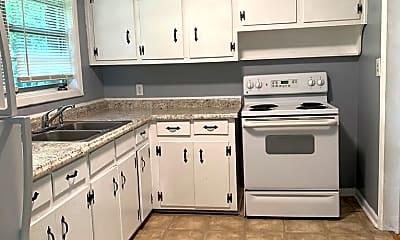 Kitchen, 1411 Springview Dr, 1