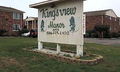 Kingsview Manor, 1