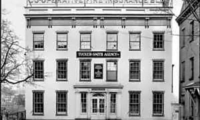 Palmer House Apartments, 1