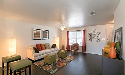Living Room, Tiffany Square, 1