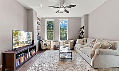 Living Room, 444 W Broad St 303, 1