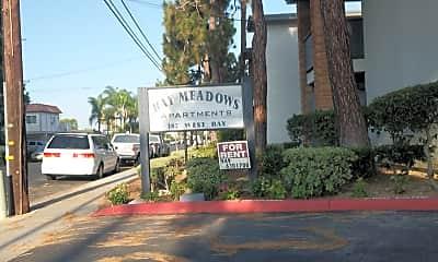 Bay Meadow Apartments, 1
