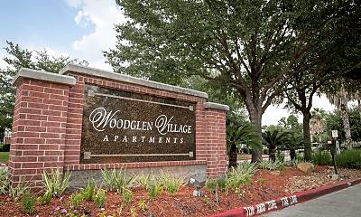 Community Signage, Woodglen Village, 0