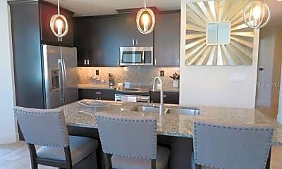 Kitchen, 1500 State St 501, 1