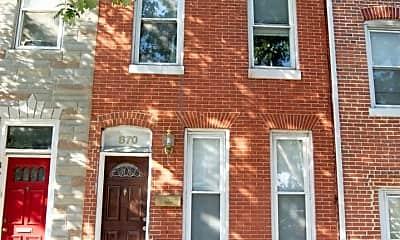 870 W Lombard St, 0