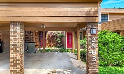 Patio / Deck, 2803 Oakside Dr, 0
