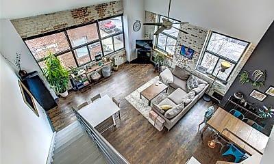 Living Room, 3309 Blake St, 0
