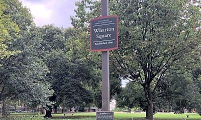 Community Signage, 2233 Reed St, 2