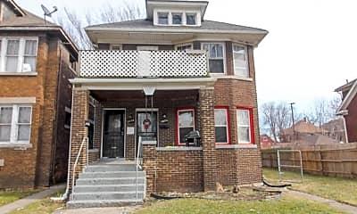 Building, 1074 N Rademacher St, 2