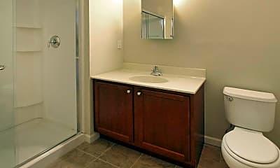 Bathroom, Providence On The Park, 2