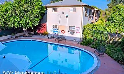 Pool, 1401 N Los Robles Ave, 2