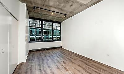 Living Room, 235 W Van Buren St 1418, 1