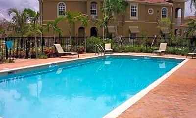 Pool, 4871 Bonsai Cir, 0