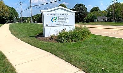 Christian Life Retirement Center, 1