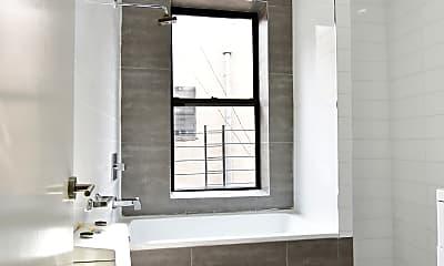 Bathroom, 100 W 143rd St 20, 1