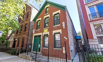 Building, 1057 N Hermitage Ave, #2R, 1