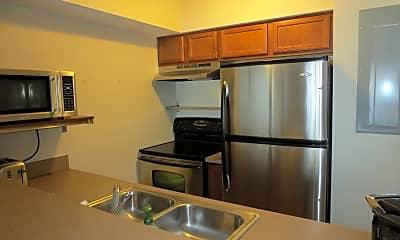Kitchen, 406 W Azeele St Apt 105, 1