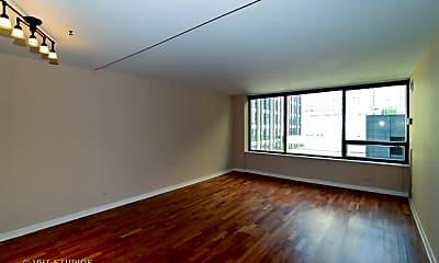 Living Room, 233 E Erie St 1604, 1