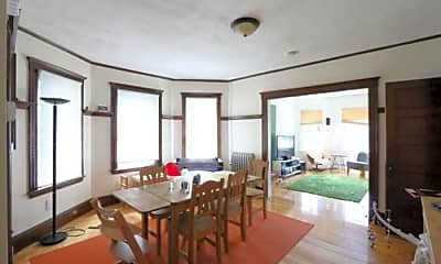 Dining Room, 126 Auburn St, 1