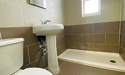 Bathroom, 703 83rd St, 2