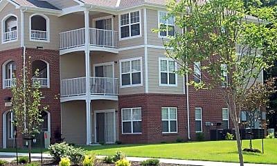 Village Park Apartments, 1