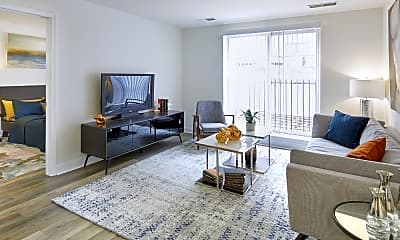 Living Room, The Bexley, 0