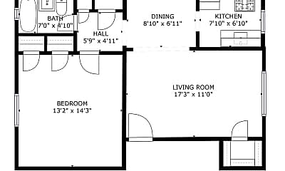Living Room, 72-14 Woodhaven Blvd, 2