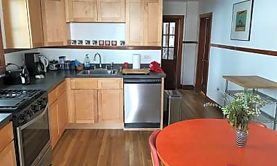 Kitchen, 716 W 17th Pl, 1