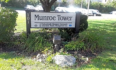 Munroe Tower, 1