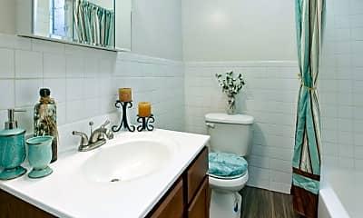 Bathroom, Timber Pointe, 2