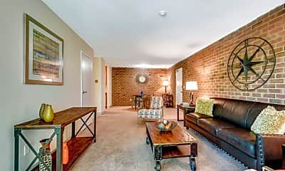 Living Room, Queen Anne's Gate, 0