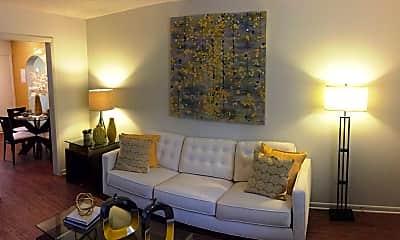 Living Room, Westwood Glen, 1