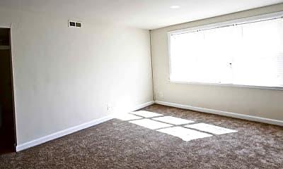 Living Room, Parkwood Manor, 1