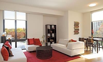 Living Room, Palisades Of Towson, 0