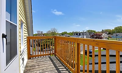 Patio / Deck, 144 Norwood Ave 4, 2