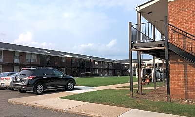 Dorchester Apartments, 1