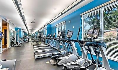 Fitness Weight Room, 625 Casa Loma Blvd, 2