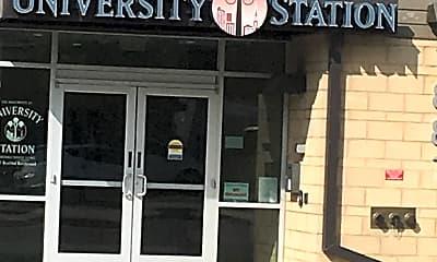 University Station, 1