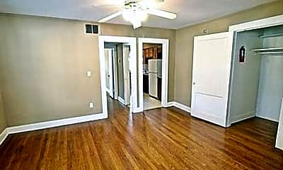 Living Room, 103 W 51st St, 1