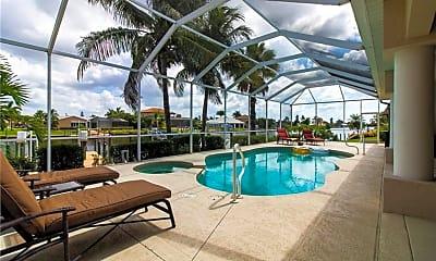 Pool, 4821 SW Santa Barbara Ct, 1