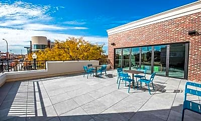 Recreation Area, Tower View Apartments, 2