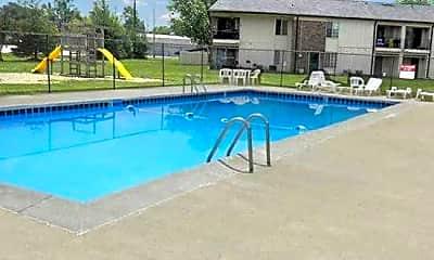 Pool, Rockwood, 2