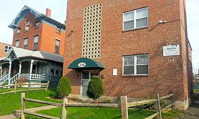 Building, 246 Laurel St, 0